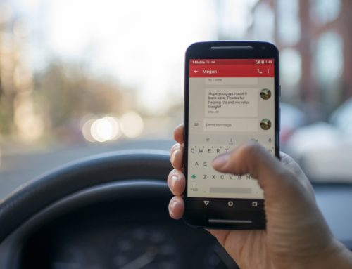 The Top Distracted Driving Causes and 4 Ways You Can Put Down The Device