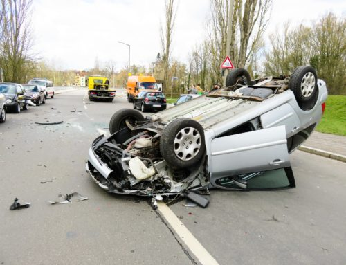 What to Do In an At-Fault Car Accident