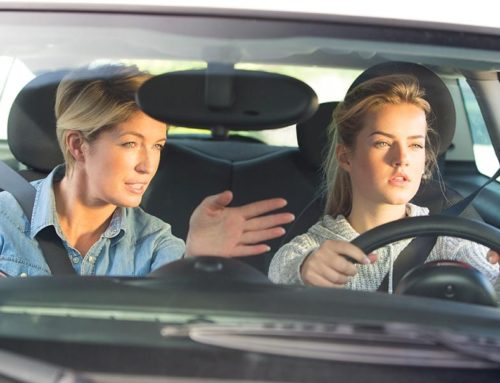 Discuss Safe Driver Tips With Your Teen to Avoid Injuries