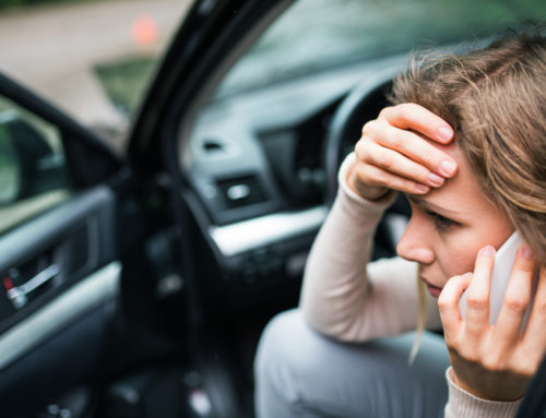 Hit by a Drunk Driver – Now What?