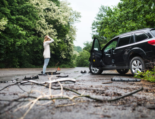 Handling Your Auto Accident Shouldn't be a DIY Project